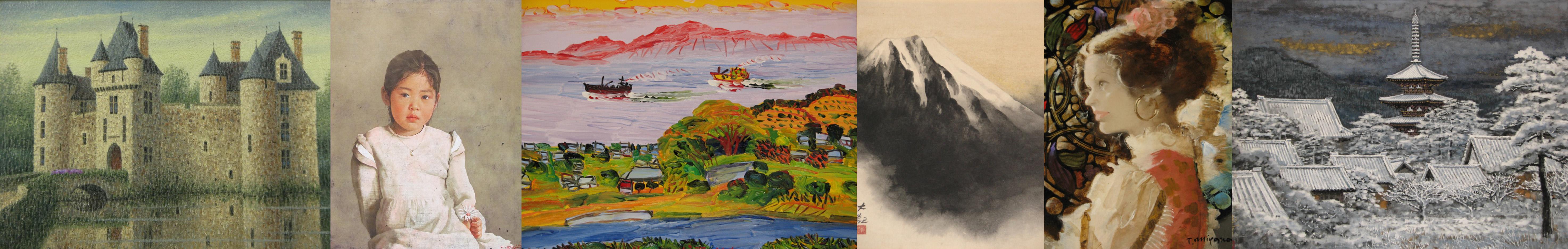 GINZA絵画館メインイメージ